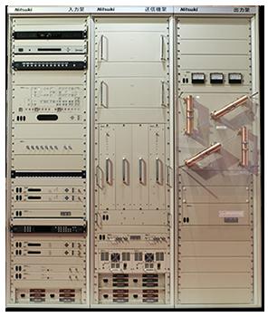 製品情報 FM放送システム機器 | Nitsuki 日本通信機株式会社